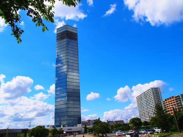 千葉-千葉ポートタワー
