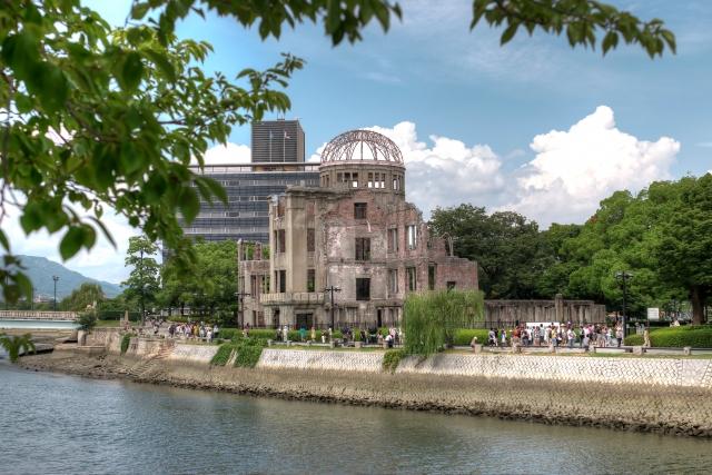 広島-原爆ドーム