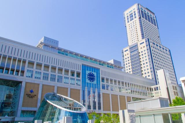 札幌-札幌駅南口