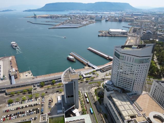 高松-高松港