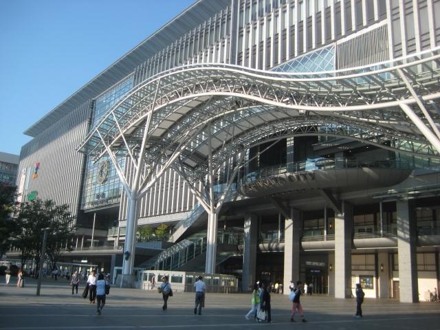 福岡-博多駅