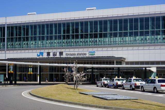 富山-富山駅